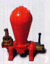 un bélier hydraulique